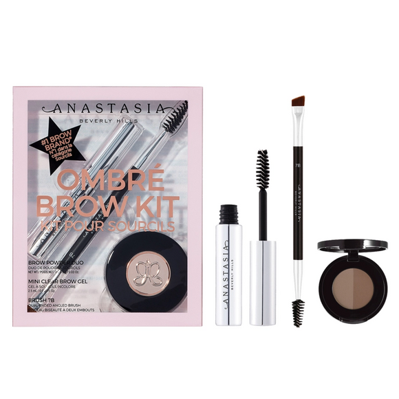 ANASTASIA BEVERLY HILLS Ombre Brow Kit (Limited Edition) - ( see colors inside)