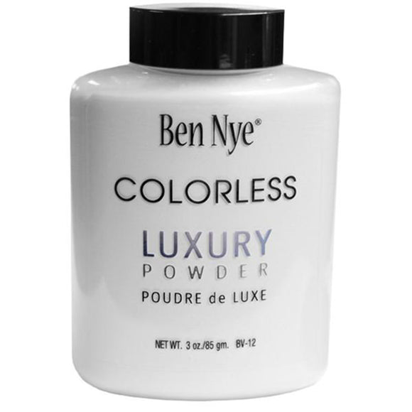 Ben Nye Colorless luxury Powder 3oz