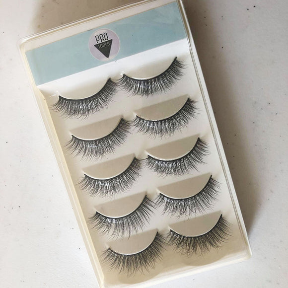 Mink eyelashes -Lash Pack