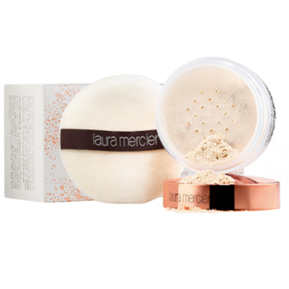 Laura Mercier Pret-A-Powder Limited Edition Powder & Puff