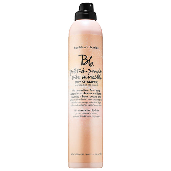 BUMBLE AND BUMBLE Bb. Pret-a-Powder Tres Invisible Dry Shampoo with French Pink Clay - 3.1oz