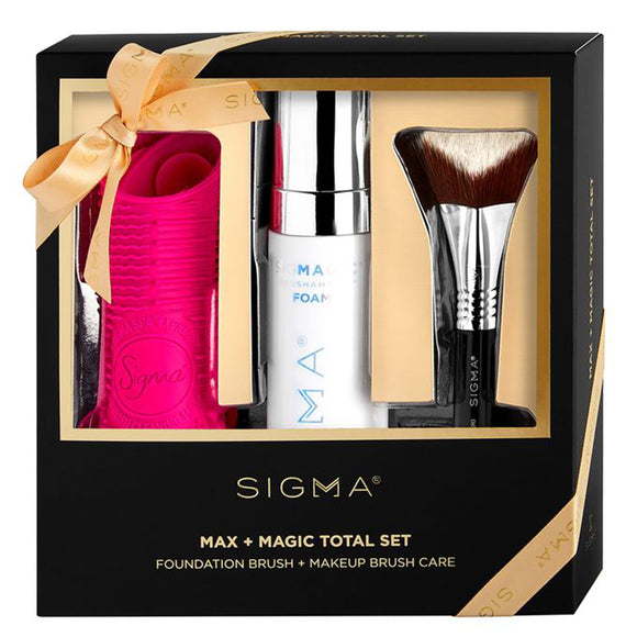 SIGMA BEAUTY Max + Magic Total Set