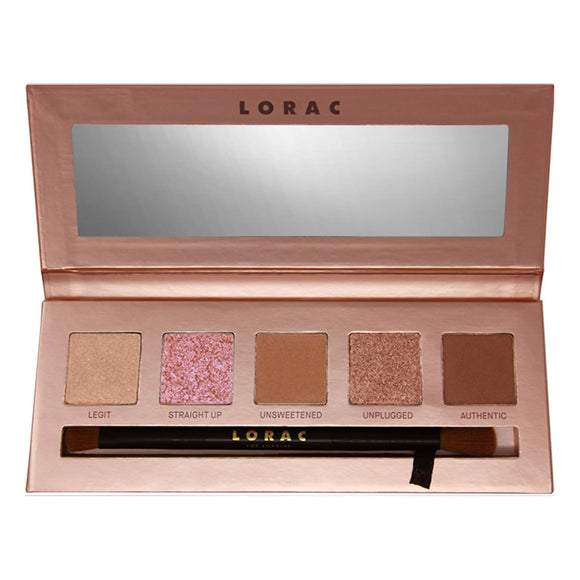 Lorac Unzipped - unfiltered