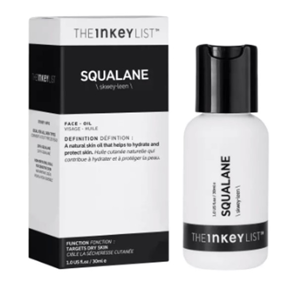 THE INKEY LIST Squalane Oil( 30ml )