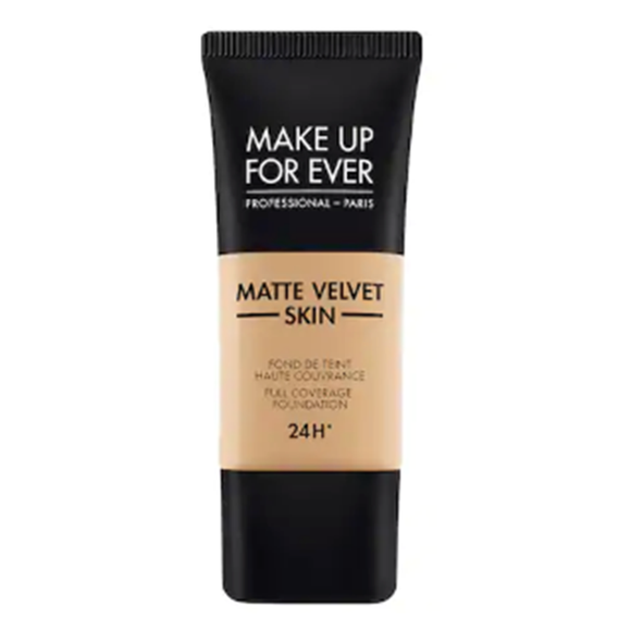 MAKE UP FOR EVER Matte Velvet Skin Full Coverage Foundation -Y315 Sand