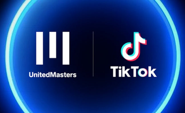 TikTok Partners With United Masters to Offer Music Distribution Through Their Platform