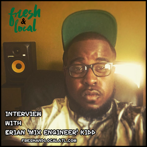 Interview with Brian 'Mix Engineer' Kidd