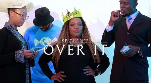 Ke Turner Releases New Music Video - Over It