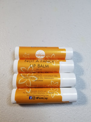 Not A Fancy Lip Balm