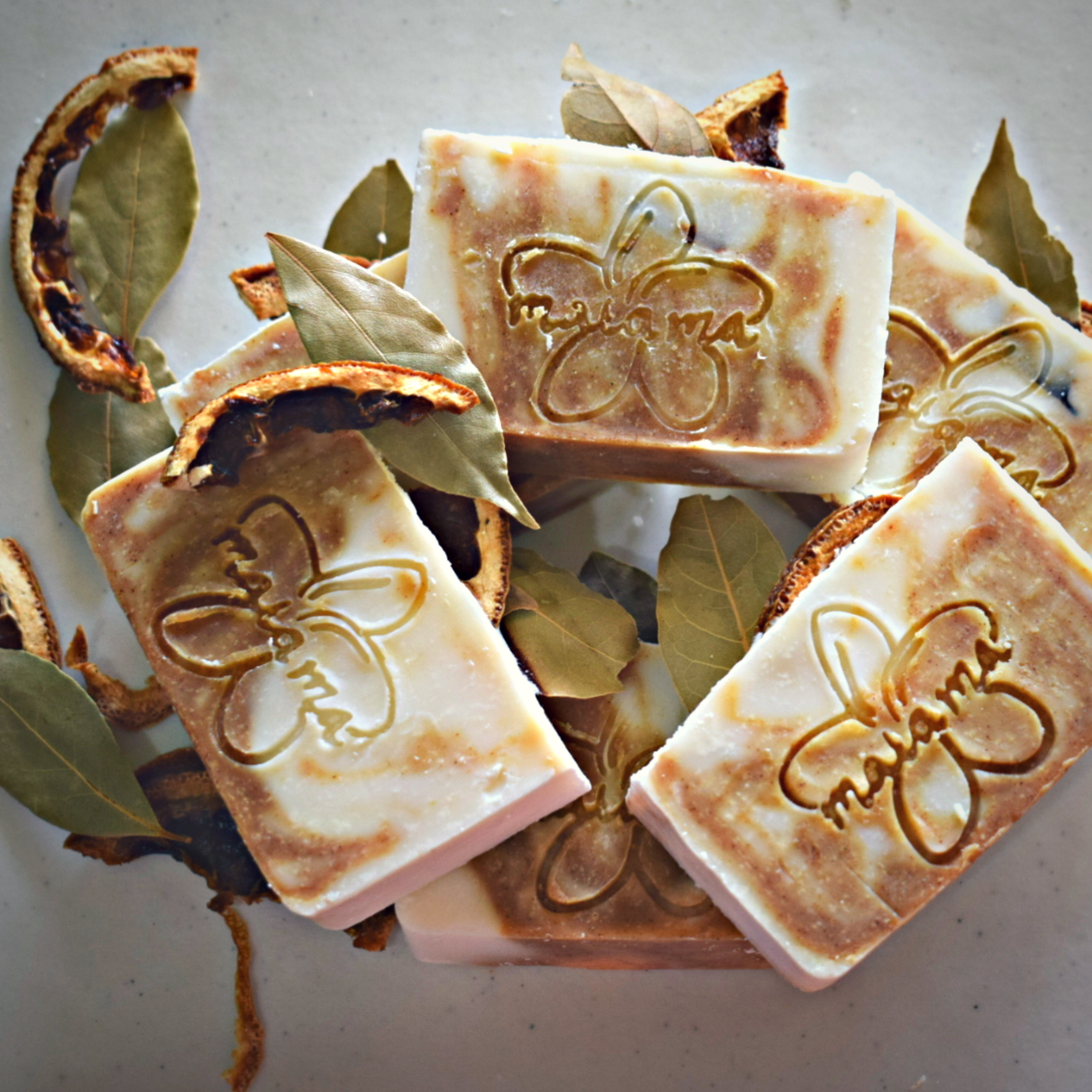 Bay & Orange Bar Soap