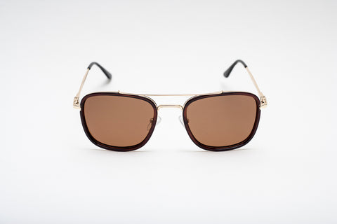 202 Oblivion - Brown/Gold
