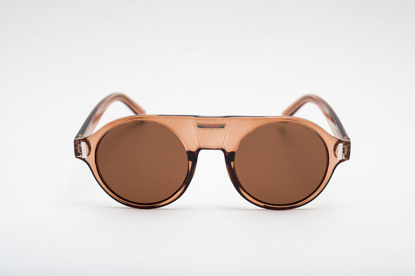 250 Vortex - Transparent Brown