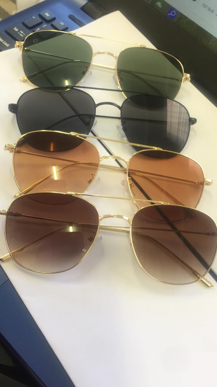 New R290 Frame 4 - Gold/Brown