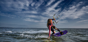 Shinn Monkette Midnight - Comes with Free Gift! - Lotans Kiteboarding