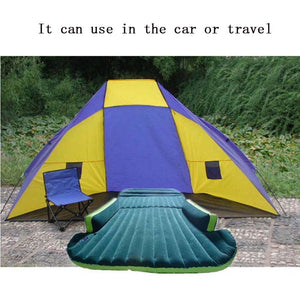 Car Inflatable Mattress with Pump - Lotans Kiteboarding