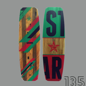 Star Cruz Board V1 - Lotans Kiteboarding