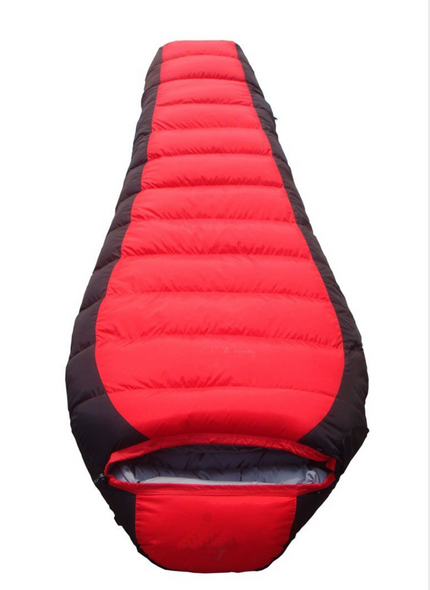 Adult Mummy Sleeping Bag - Lotans Kiteboarding