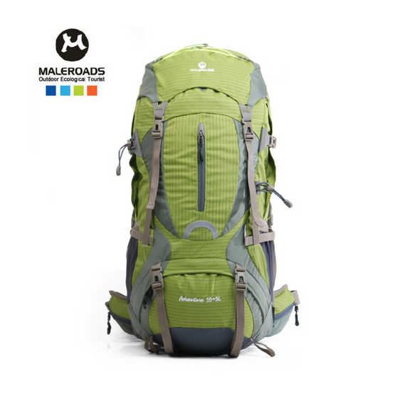 Maleroads Travel Backpack 60L - Lotans Kiteboarding