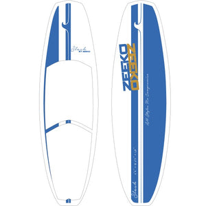 Zeeko Slash 5'4 Surf - Lotans Kiteboarding