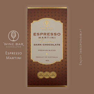 Espresso Martini Dark Chocolate