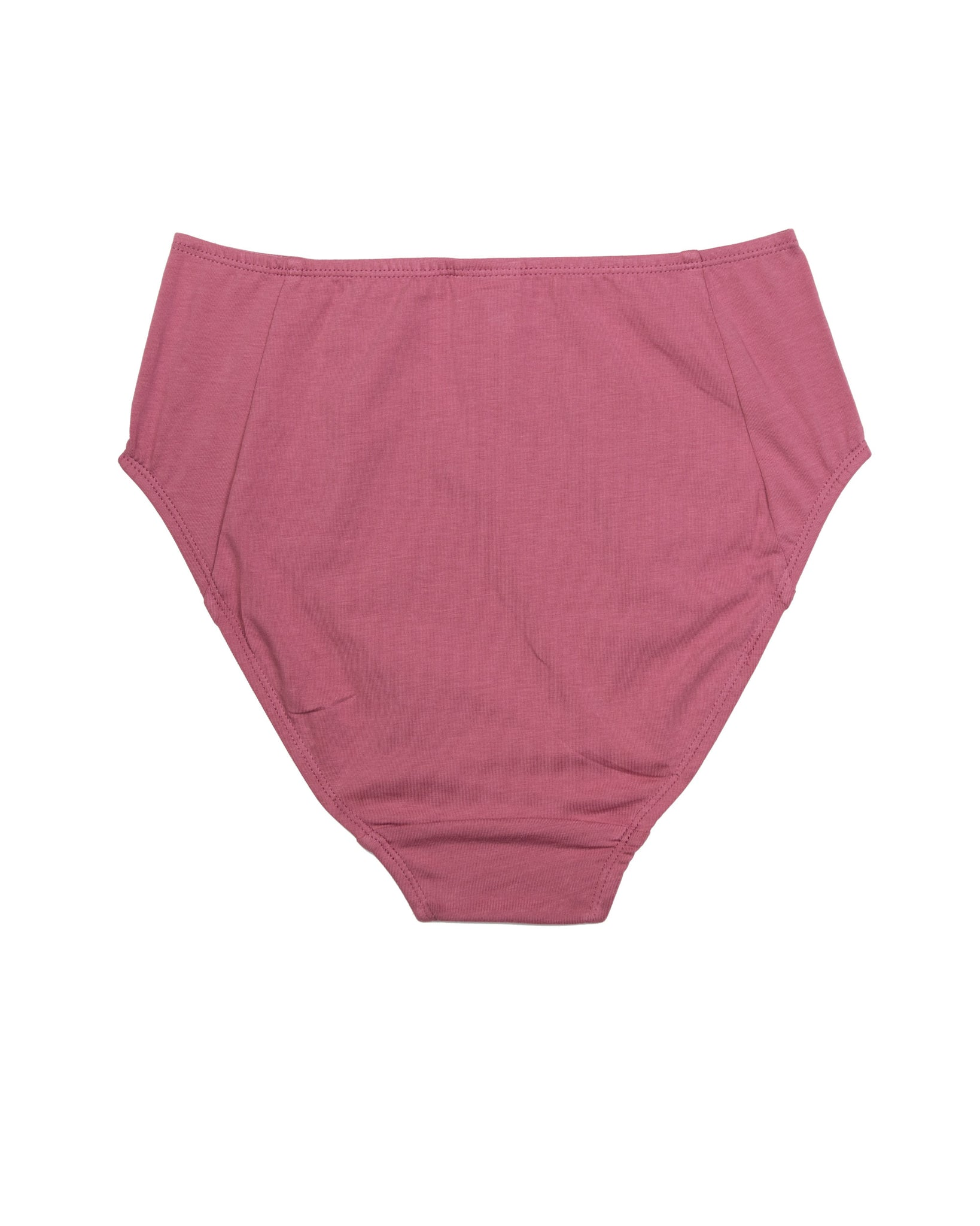 Poppy High Waist Brief In Pink