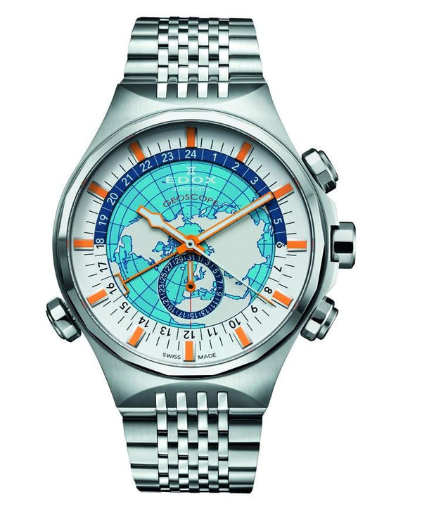 Edox Geoscope Limited Edition 07002 3 C1