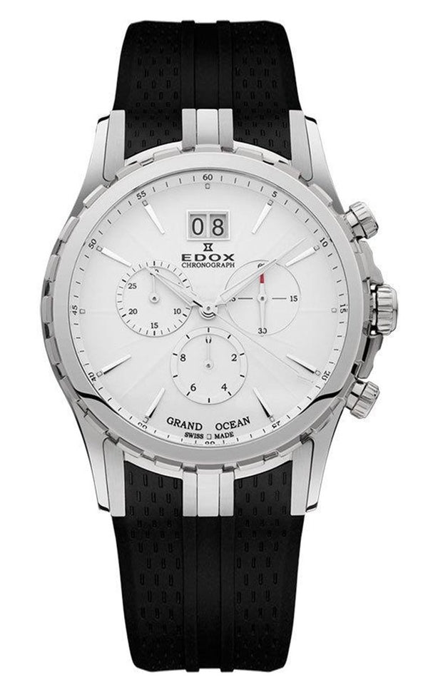 Edox Grand Ocean Chronograph Quartz 10023 3 AIN