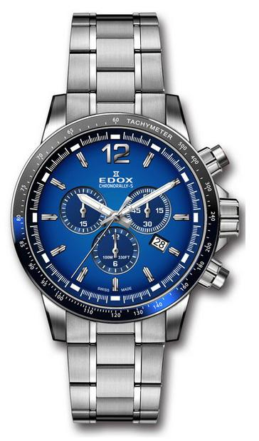 Edox Chronorally-S Chronograph 10229 3NBUM BUIN