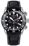 Edox Chronoffshore-1  Sharkman III Limited Edition 10241 TIB NIN