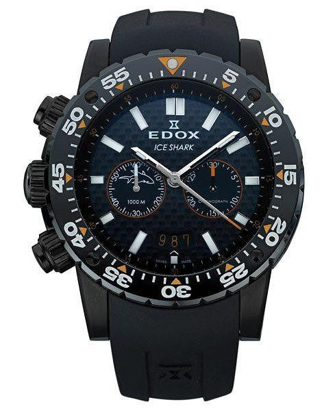 Edox Class 1 Limited Edition 'Ice Shark I' 10301 37N NOR