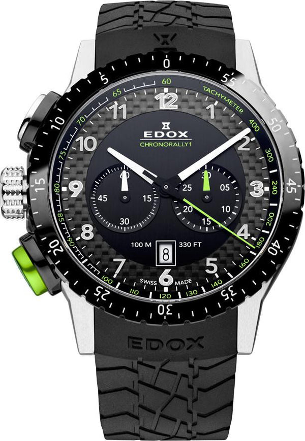 Edox Chronorally 1 10305 3NV NV