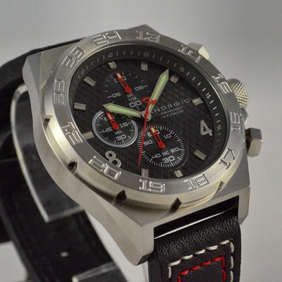 ANDROID Interceptor Chrono AD732BK