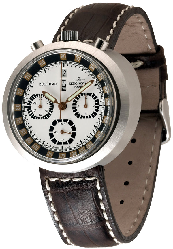 Zeno-Watch Basel Bullhead Chronograph Limited 3591-i26