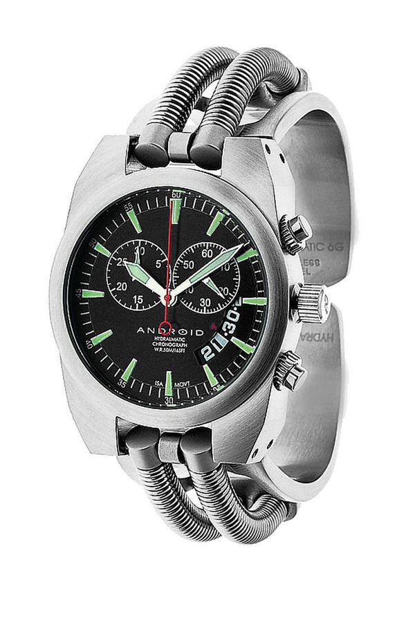 ANDROID Hydraumatic Chronograph AD430BK
