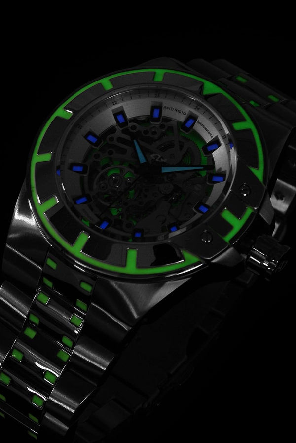 ANDROID Bioluminescence Skeletonized Automatic AD660BGR