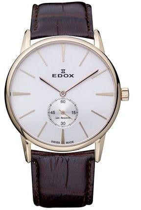 Edox Les Bemonts Hand Winding 72014 37R AIR
