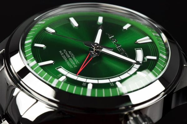 ARAGON Antigravity Power Reserve 45mm A282GRN
