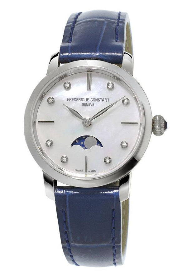Frederique Constant Slimline Moonphase FC-206MPWD1S6