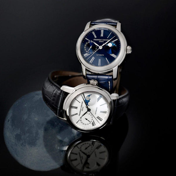 Frederique Constant Classic Moonphase Manufacture FC-712MN4H6