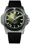 Formex REEF Automatic Chronometer 300m Green Rubber