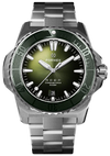 Formex REEF Automatic Chronometer 300m Green Steel