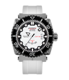 Formex Diver Quartz GMT White