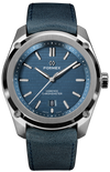 Formex Essence ThirtyNine Chronometer Blue Leather