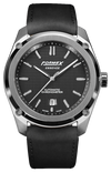 Formex Essence Chronometer Black Leather
