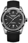 Formex Essence Chronometer Black Rubber