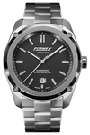Formex Essence Chronometer Black Steel
