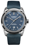 Formex Essence Chronometer Blue Leather