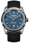 Formex Essence Chronometer Blue Rubber