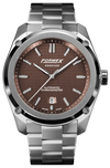 Formex Essence Chronometer Brown Steel