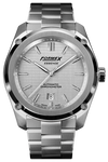 Formex Essence Chronometer Silver Steel